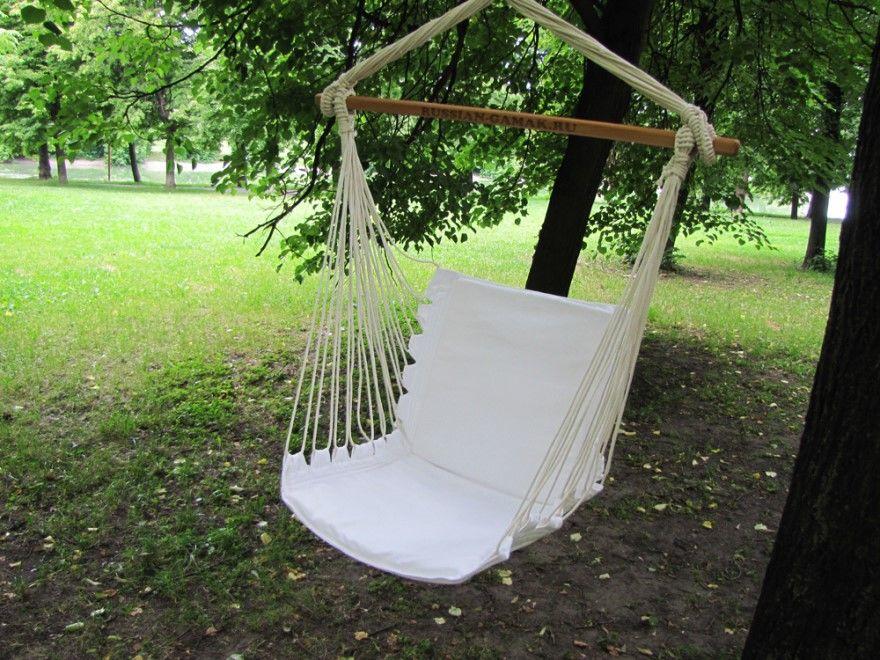 Качели подвесные детские плетеные деревянные круглые фото