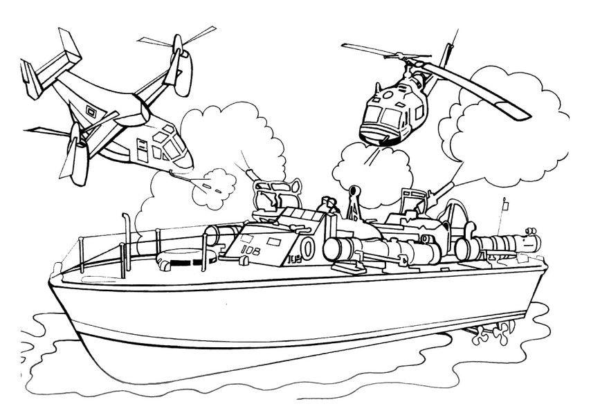 Военные раскраски техника машины самолеты картинки для мальчиков