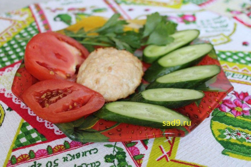 Котлеты рецепт духовке куриные рыбные фото фарша
