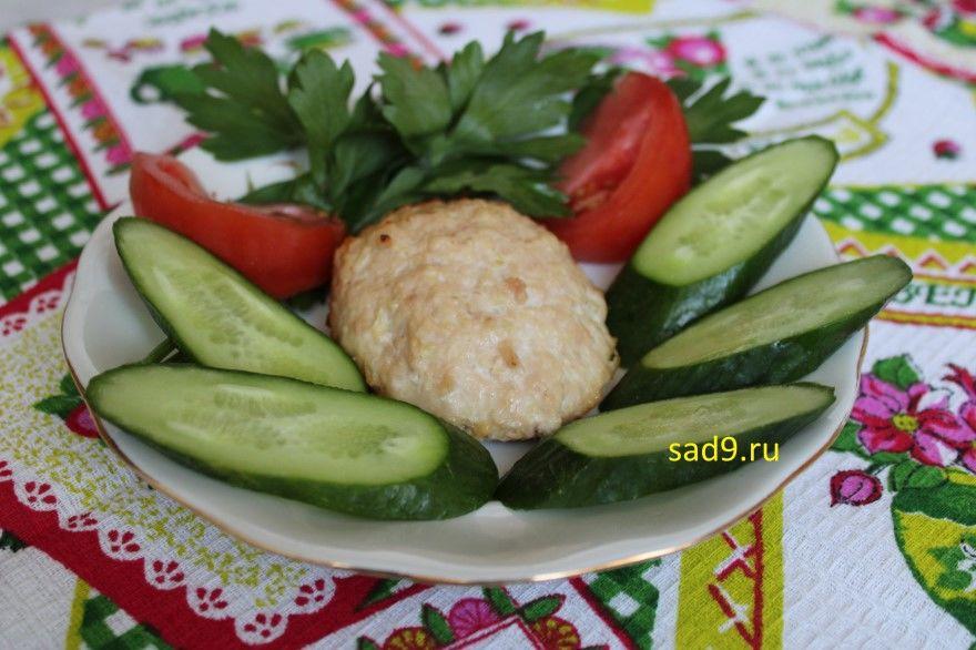 Куриные котлеты из грудок фото рецепт пошагово