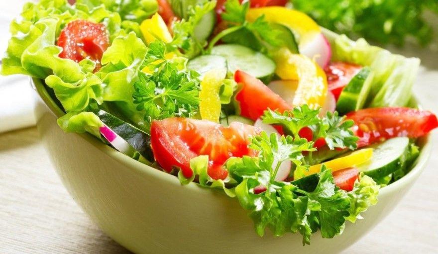 Рецепты салатов с фото простые вкусные