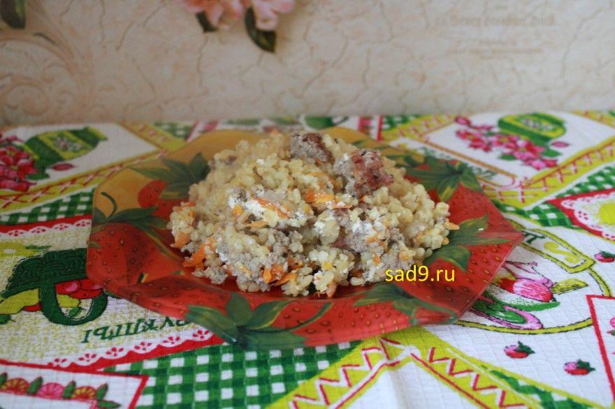 Из фарша духовке сковороде фото рецепт пошагово