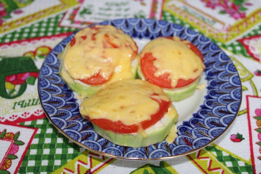 Рецепт блюдо кабачки духовке фото фарш