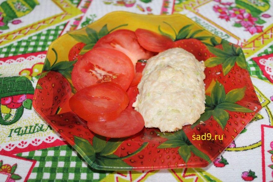 Куриные котлеты из кабачков фото рецепт пошагово