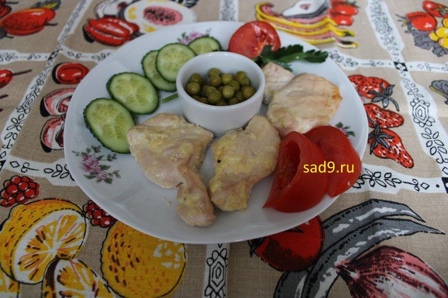 Курица домашняя в духовке фото рецепт пошагово