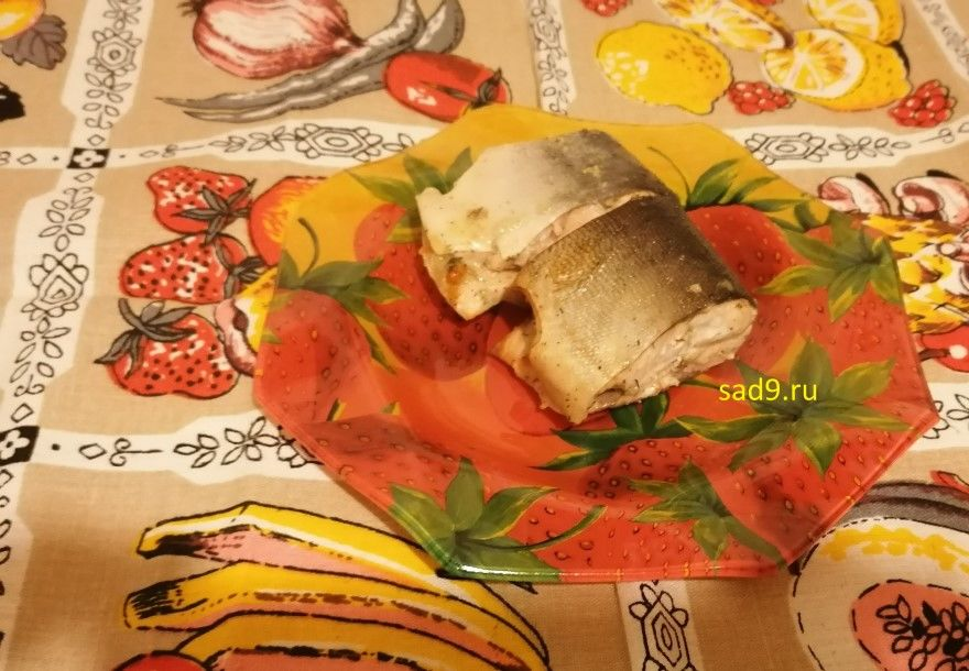 Рыба в духовке фото рецепт пошагово