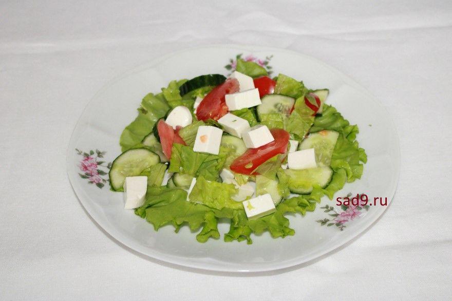 Салат греческий классический рецепт фото пошаговый домашних