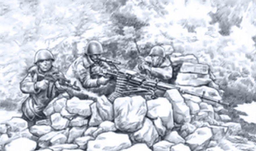 Читать рассказ Гибель четвертой роты Гайдар бесплатно онлайн