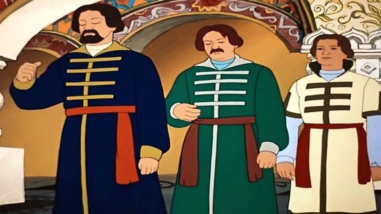 Читать сказку братья Гримм три брата бесплатно
