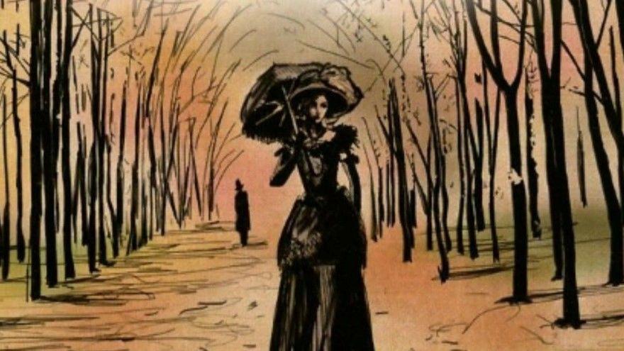 Читать рассказ Темные аллеи Бунин бесплатно онлайн