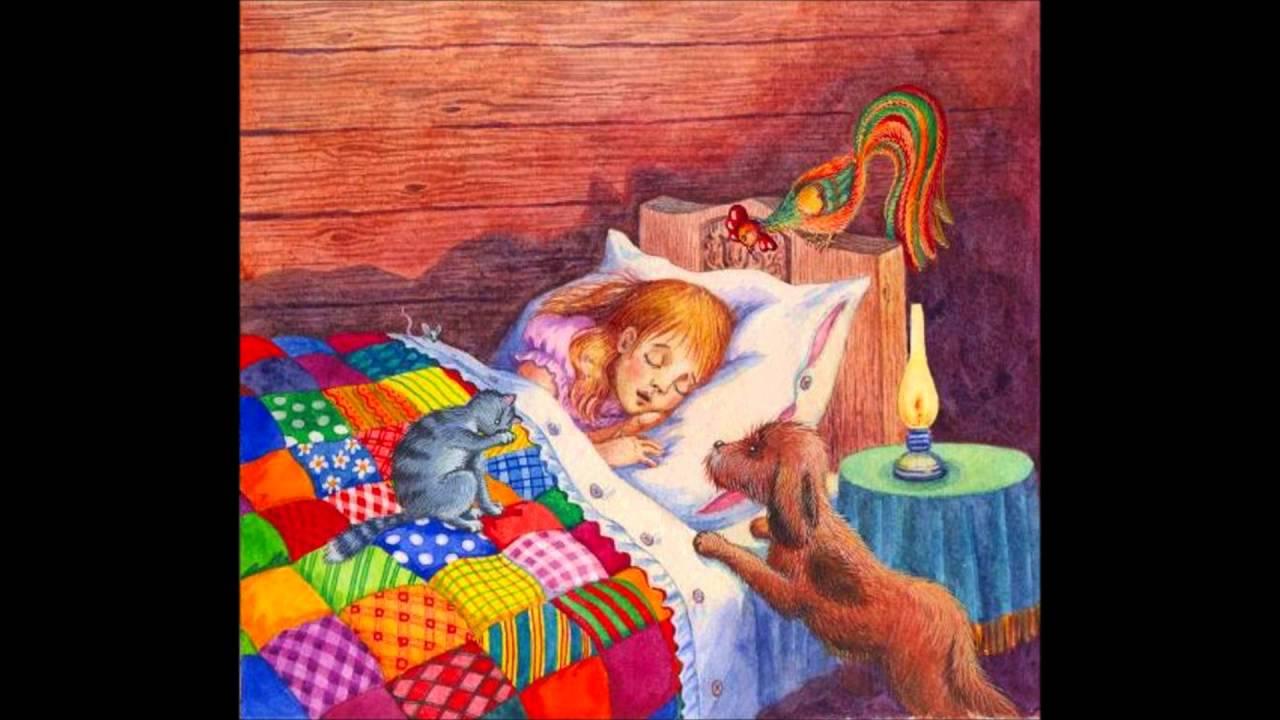 Читать Мамин Сибиряк Пора спать аленушкины сказки