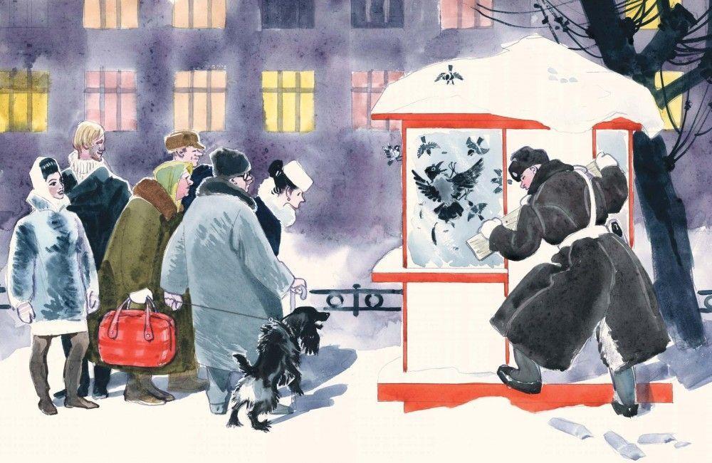 Читать рассказ Паустовский Растрепанный воробей бесплатно онлайн