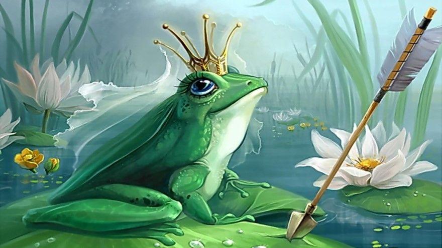 Царевна лягушка русская народная сказка для детей