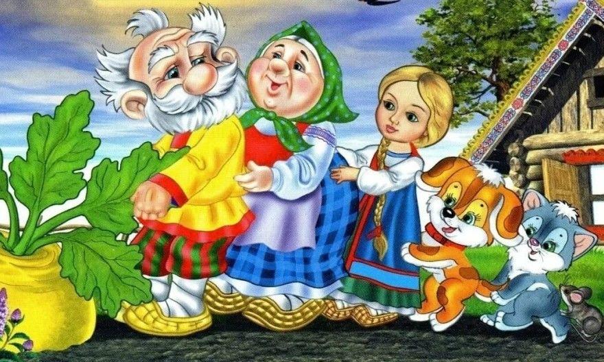 Русские народные сказки для детей онлайн бесплатно