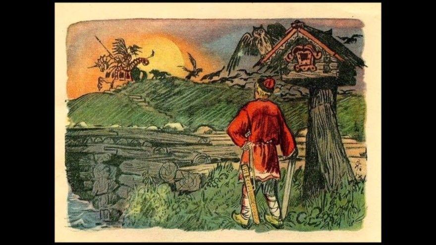 Иван крестьянский сын русская народная сказка для детей