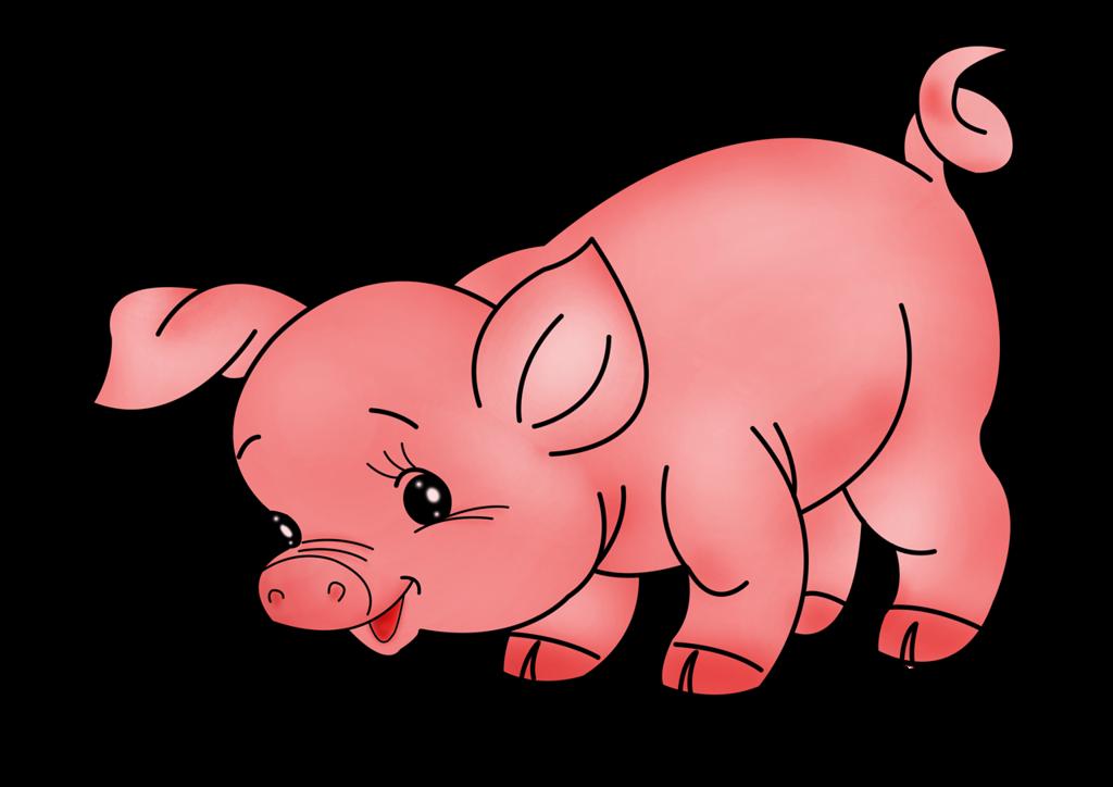 Свинья и волк русская народная сказка для детей онлайн