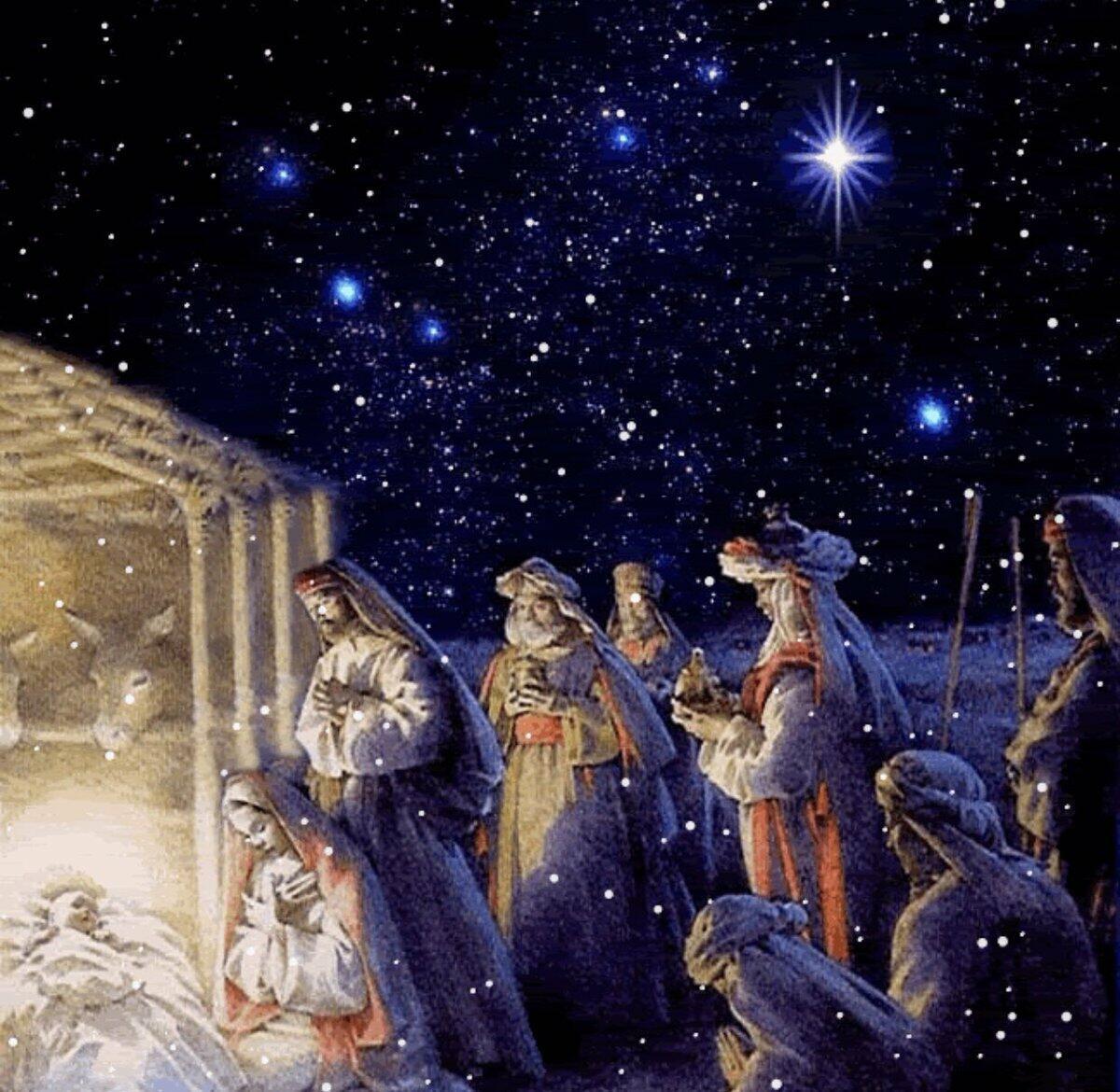 Читать сказку Салтыков Щедрин Христова ночь бесплатно онлайн