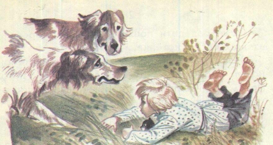 Читать рассказ Котенок Толстой бесплатно онлайн скачать