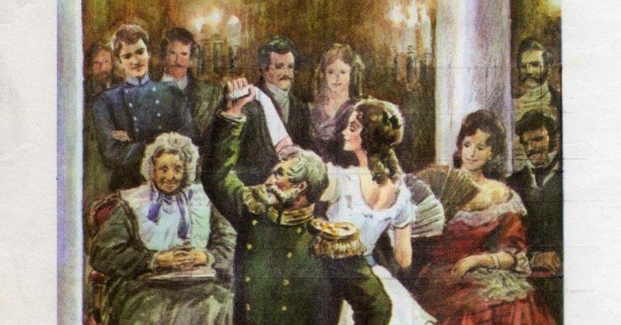 Читать рассказ После бала Толстой бесплатно онлайн