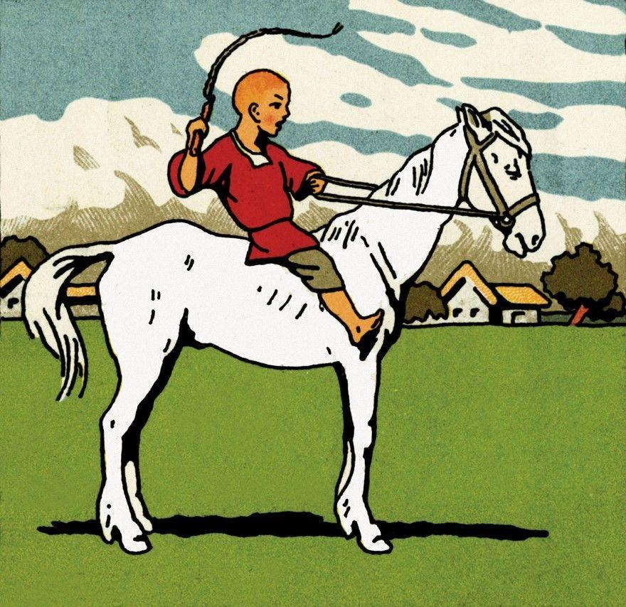 Читать рассказ Старая лошадь Толстой бесплатно онлайн