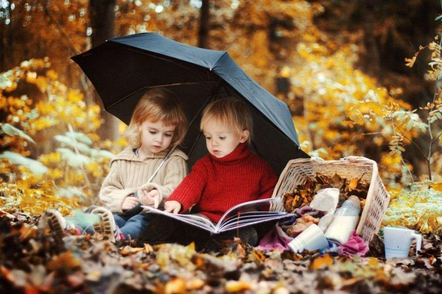 Стихи детские про осень 3 4 2 1 класс