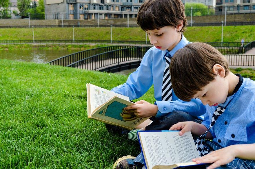 Учимся читать по слогам короткие рассказы