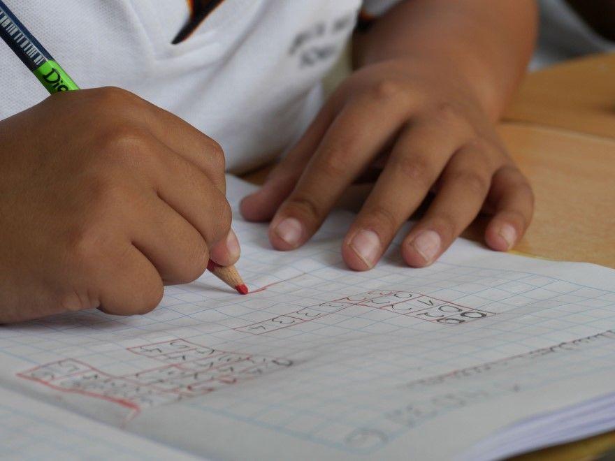 Тесты внимание для дошкольников